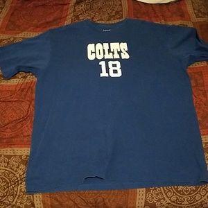 Colts Peyton Manning Reebok shirt